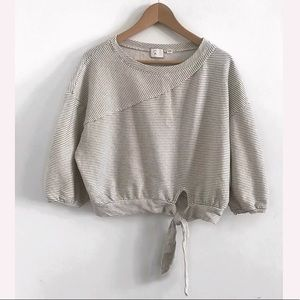 🛍Anthropology 9-H15 STCL sweater pullover Top S